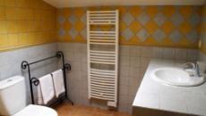 Salle de bain chambres d'hotes 4 personnes