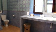 Salle de bain de la chambre d'hôte du Relais du Grand Logis